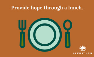 Share a Lunch With a Neighbor in Need