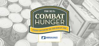 STAR 102.5's Combat Hunger 2021