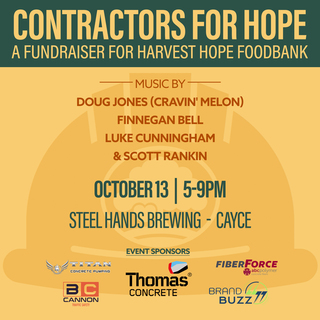 Contractors for Hope Event--Midlands