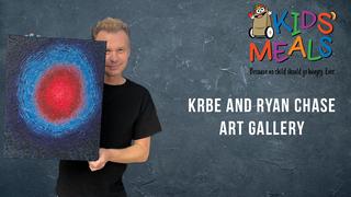 KRBE & Ryan Chase Art Gallery at Bayou City Arts Festival