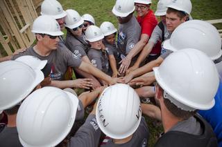 Construction Volunteer Opportunities