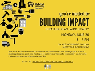 Building Impact - Strategic Plan Launch Party