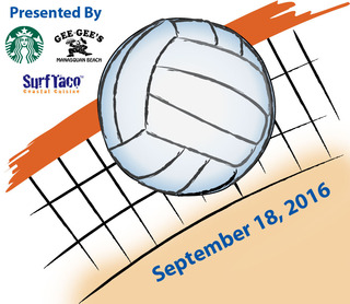 10th Annual Beach Volleyball Tournament