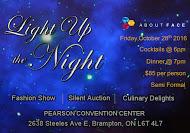 Light Up The Night - Fashion Show & Gala