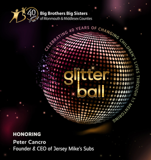 40th Anniversary Gala *Glitter Ball*