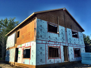 Spryfield Build