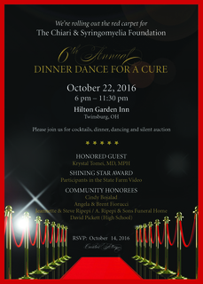 2016 Dinner Dance For A Cure