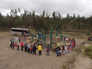 Playground Project 2017 / Ecuador - Ambato