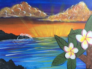 Habitat West Hawaii Paint & Sip