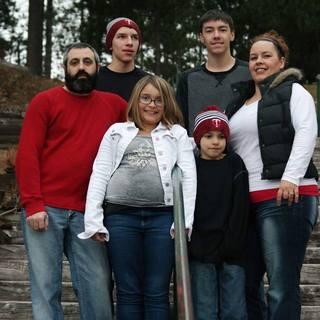 Pequot Lakes - Ramirez Family