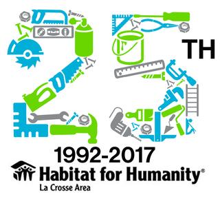 Habitat for Humanity La Crosse 25th Anniversary