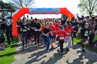 2017 Toronto UNBREAKABLE 5k for Youth Mental Health