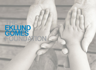 The Eklund|Gomes Foundation Launch