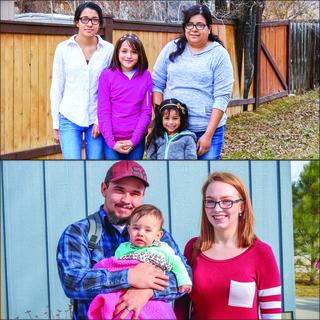 Meraz Family & Salazar Family