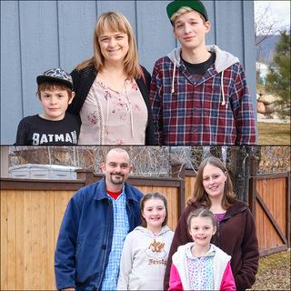 Gurule & May Families