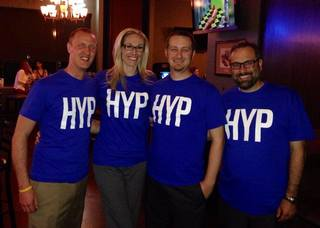 HYP March Madness Happy Hour