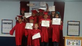 Las Vegas Spring Graduation Ceremony