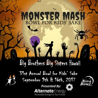 Monster Mash Bowl For Kids' Sake