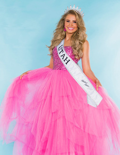 Miss Teen Utah Helps Deaf Kids Succeed!