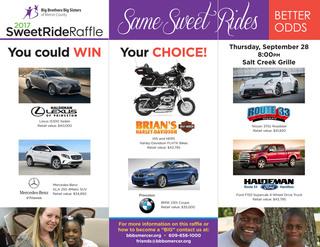 Car Raffle Challenge 2017