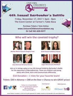 4th Annual Bartender's Battle