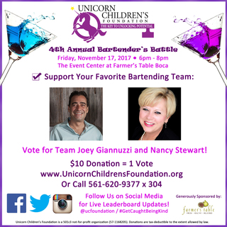 Team Joey and Nancy