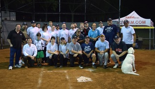 Senator Vitale's Softball Game 2017