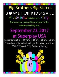 Big Brothers Big Sisters Bowl For Kids' Sake 2017