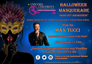 Vote for Max Tucci