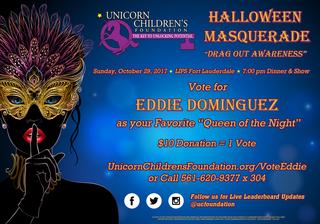 Vote for Eddie Dominguez