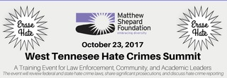 West Tennessee Hate Crimes Summit