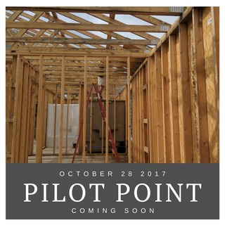 Pilot Point Build