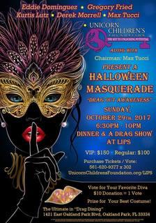 Halloween Masquerade CHANCE