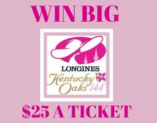 2018 Kentucky Oaks Tickets