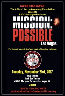 Mission POSSIBLE - Las Vegas 2017