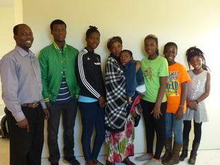 Mulanda Family Build Ongoing