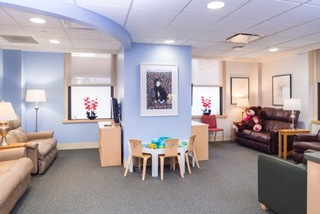 Ronald McDonald Family Room at Cleveland Clinic Children's