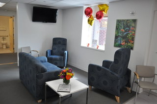Ronald McDonald Family Room at Cleveland Clinic Fairview