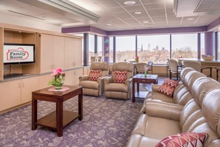 Ronald McDonald Family Room at MetroHealth Medical Center