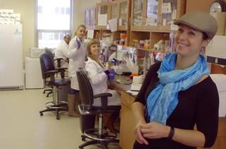 Cancer Research Saves Lives ~ La recherche sur le cancer sauve des vies
