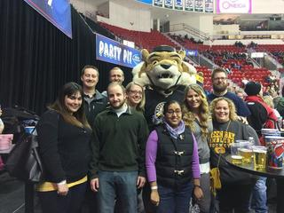 HYP Night with the Green Bay Gamblers