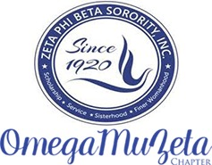 Zeta Phi Beta Sorority, Inc. Omega Mu Zeta Chapter
