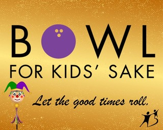 Rescheduled:  Bowl for Kids' Sake Event on April 14th, 2018 from 12-2pm