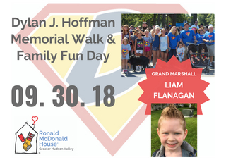 2018 Dylan J. Hoffman Memorial Walk and Family Fun Day