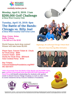 A Battle for the Kids Foundation Days