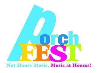 Porch Fest 2018
