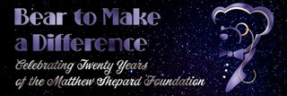 Bear to Make a Difference Gala 2018