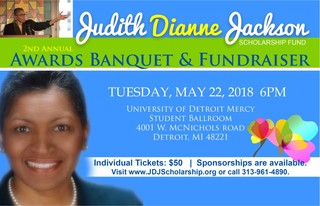 2018 JDJ Scholarship Fund Awards Banquet & Fundraiser