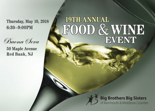 19th Annual Food & Wine Event