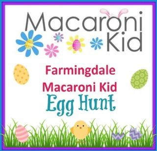 Volunteer Sign Up Farmingdale Macaroni Egg Hunt